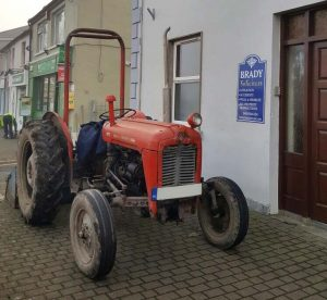 Ballyjamesduff tractor